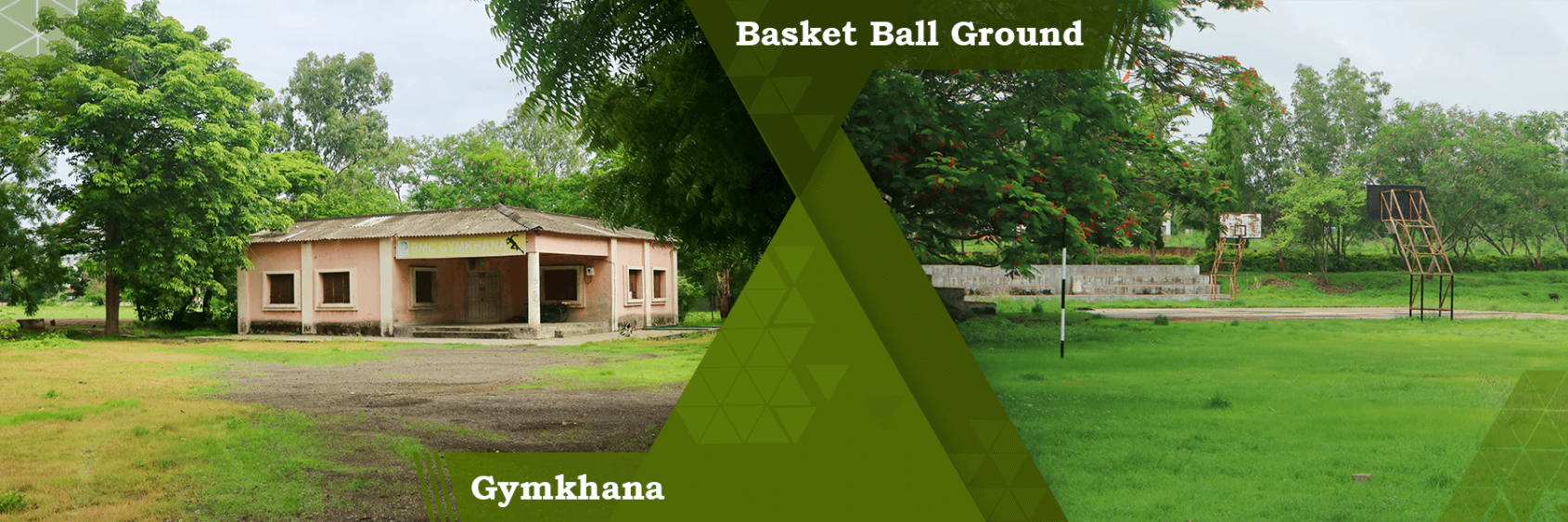 Gymkhana & Basket Ball Gr