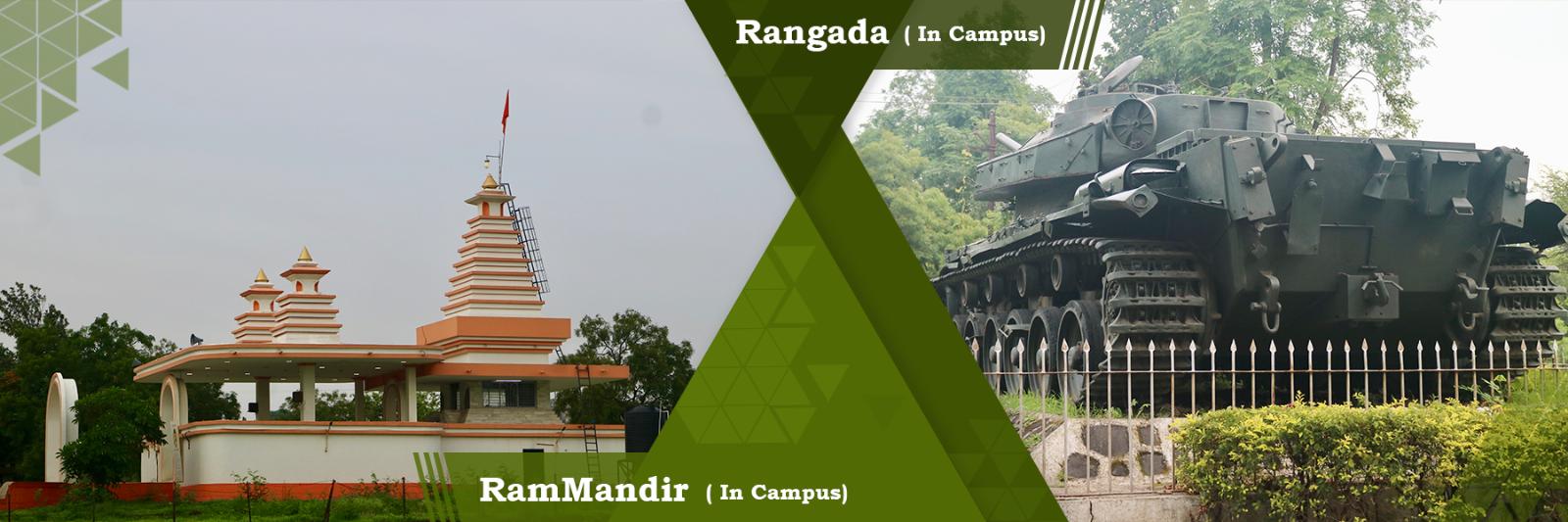 RanGada & RamMandir in Ca