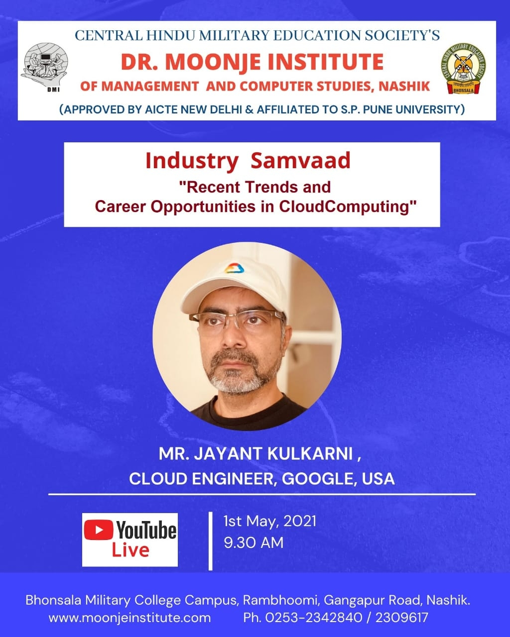 guest lecture on career o